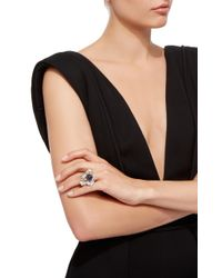 Anabela Chan - Blue M'o Exclusive Sapphire Blossom Ring - Lyst