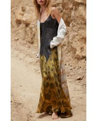 Adriana Iglesias - Multicolor Waldorf Reversible Robe - Lyst