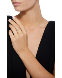 Charlotte Chesnais - White Xo Ring - Lyst