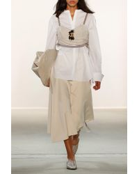 Dorothee Schumacher - Natural Look Sharp Skirt - Lyst