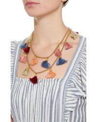 Ben-Amun | Multicolor Venetian Breeze Necklace | Lyst