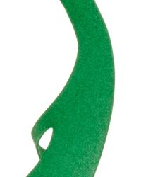 Rosie Assoulin | Green Roxanne Assoulin For Haricot Vert Small Sculptural Earrings | Lyst