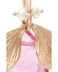 Annette Ferdinandsen - Pink Mo Exclusive: Jeweled Bug Earrings - Lyst