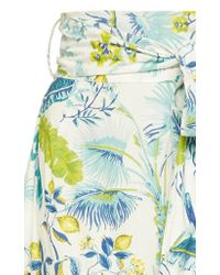 Banjanan - Multicolor Discovery Printed Cotton Skirt - Lyst