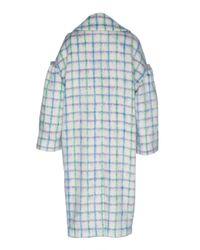 Vivetta - Blue Tissot Oversized Jacket - Lyst