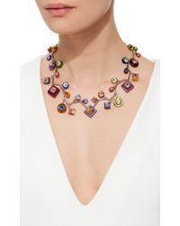 Atelier Swarovski - Multicolor Arbol Necklace - Lyst