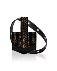 Okhtein - Metallic Rodhawk Tally Belt Bag - Lyst
