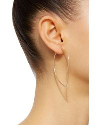Mattioli - Metallic Vertigo 18k Gold Earrings - Lyst