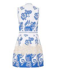 Alexis White Short Dress