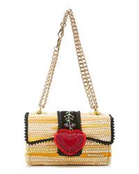 Kooreloo - Yellow Divine Bijoux Shoulder Bag - Lyst