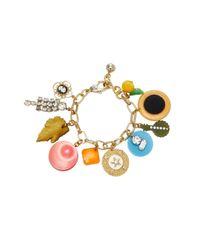 Lulu Frost - Multicolor M'o Exclusive Vintage Bakelite Charm Bracelet - Lyst