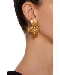 Jennifer Behr - Metallic Dolcina Earring - Lyst