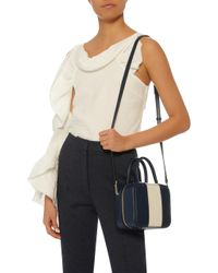 Michino Paris - Blue Squarit Pm Shoulder Bag - Lyst