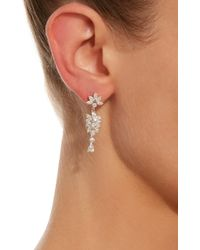 YEPREM - White Sunrise Earring - Lyst