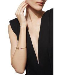 Mattioli - Puzzle Bracelet With Pink Sapphires - Lyst