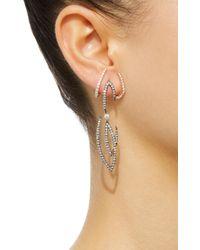 Kavant & Sharart | Pink Le Phoenix Enchanted Ear Jackets | Lyst