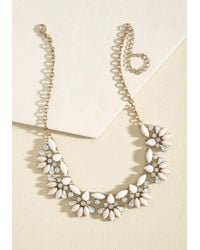 Ana Accessories Inc - Metallic Target The Marvelous Necklace - Lyst