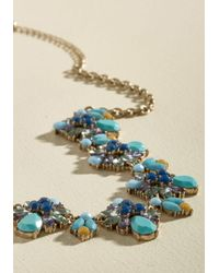 Ana Accessories Inc - Green Sensational Starburst Necklace - Lyst