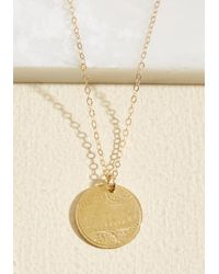 Erica Weiner | Metallic Af-flairs Of The Heart Necklace | Lyst
