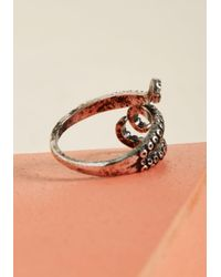 ModCloth - Multicolor Keep Your Tenta-cool Octopus Ring - Lyst