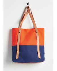 Triple 7 - Blue Packed Accordingly Bag - Lyst