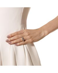 Monica Vinader Gray Baja Ring
