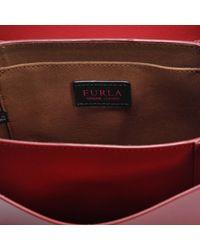 Furla - Red Elisir Mini Crossbody Bag - Lyst