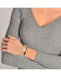Maison Margiela - Multicolor Bracelet 3 Materials - Lyst