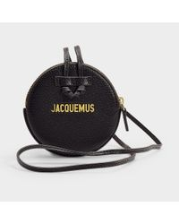 Jacquemus - Black Le Pitchou Coin Pouch - Lyst