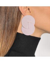 Uncommon Matters - Pink Duet Earrings - Lyst