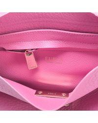 Furla - Pink Club S Crossbody Bag - Lyst