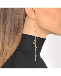 Joanna Laura Constantine - Metallic Duster Earrings - Lyst