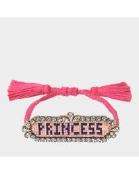 Shourouk - Multicolor Princess Bracelet - Lyst