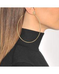 Joanna Laura Constantine - Metallic Large Nail Earrings - Lyst