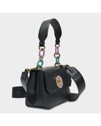 Ferragamo - Black Lexi Bag - Lyst