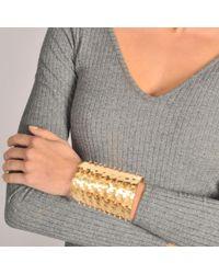 Sylvia Toledano - Metallic Massai Gold Cuff - Lyst