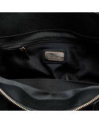 Furla - Black Pin M Satchel Bag - Lyst