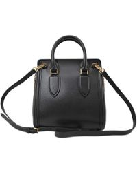 Alexander McQueen - Black Small Heroine Bag - Lyst