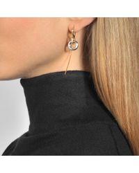 Charlotte Chesnais - Metallic Single Swing Earring - Lyst