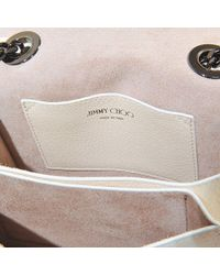 Jimmy Choo - White Rebel Soft Mini Bag - Lyst