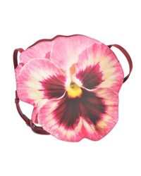 Christopher Kane | Pink Pansy Clutch | Lyst