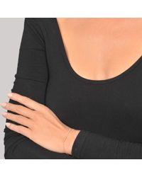 Vanrycke - Pink Medellin Gold And Diamond Bracelet - Lyst