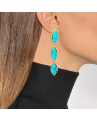 Sylvia Toledano - Blue Sweetie Or Earrings - Lyst