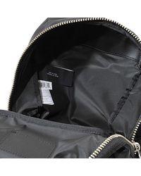 Marc Jacobs - Black Nylon Biker Mini Backpack - Lyst