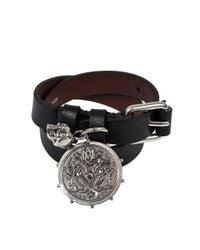 Alexander McQueen - Multicolor Double Charm Bracelet - Lyst