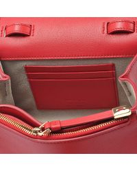 Ferragamo - Red Stella Crossbody - Lyst
