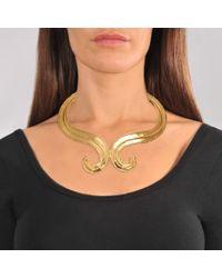 Sylvia Toledano - Metallic Amazone Necklace - Lyst