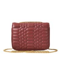 Zadig & Voltaire - Red Xs Skinny Love Scales Bag - Lyst