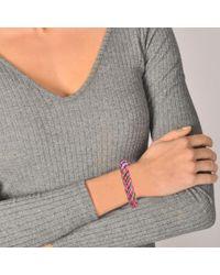 Aurelie Bidermann - Red Maya 10 Mm Bracelet - Lyst