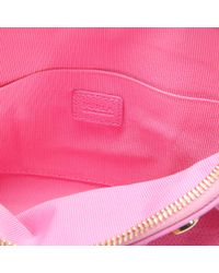 Furla - Pink Piper Xl Crossbody Pouch - Lyst